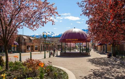 British Columbia:  Canada:      Revelstoke