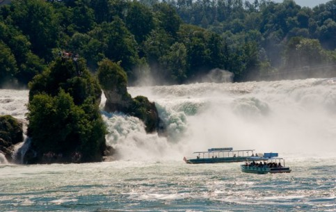 Images Rhine Falls waterfall