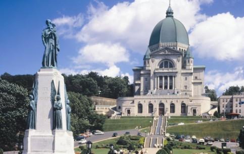 蒙特利尔:  魁北克:  加拿大:      Saint Joseph's Oratory