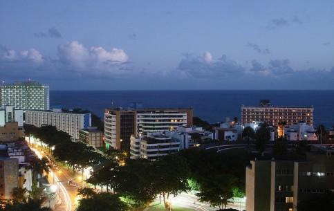 バイーア州:  ブラジル:      サルヴァドール