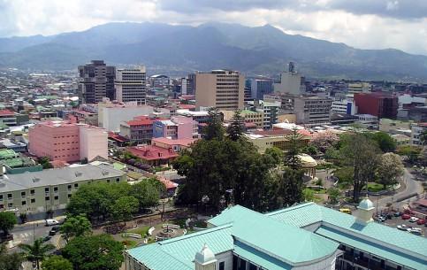 コスタリカ:      サンホセ (コスタリカ)