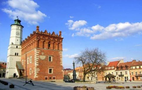 Poland:      Sandomierz