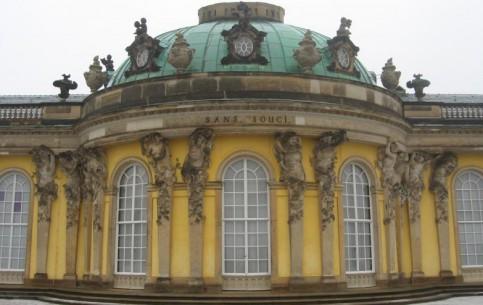 Potsdam:  Brandenburg:  Germany:      Sanssouci