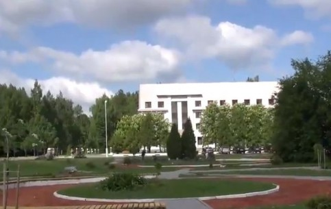 Лепель:  Витебск:  Беларусь:      Гостиничный комплекс Сергуч