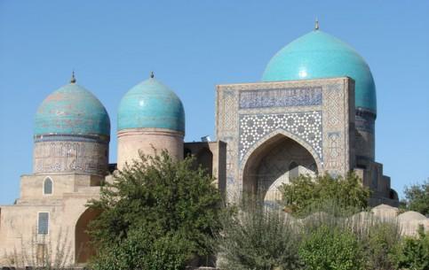 ウズベキスタン:      Shakhrisabz