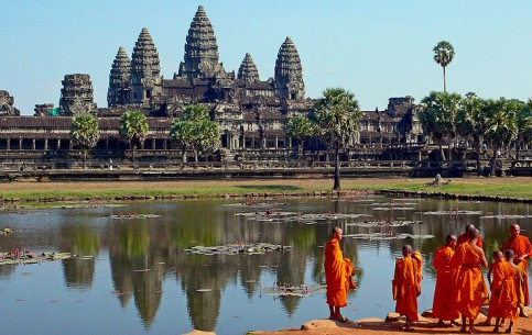 カンボジア:      シェムリアップ州