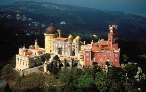 葡萄牙:      Sintra