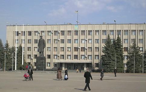 Donetsk:  Ukraine:      Sloviansk