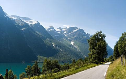 Норвегия:      Согн-ог-Фьюране