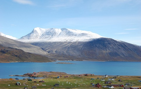 Greenland:  丹麦:      South Greenland
