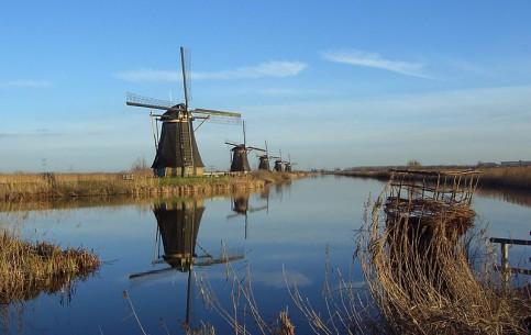 オランダ:      小孩堤防