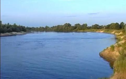 Gomel:  Belarus:      Sozh River