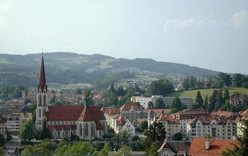 سويسرا:      سانت غالن