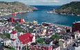 St.John's Harbour in Newfoundland 图片