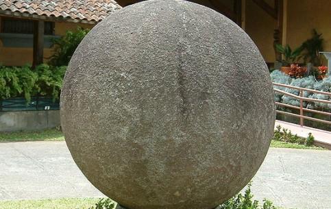 Costa Rica:      Stone spheres of Costa Rica