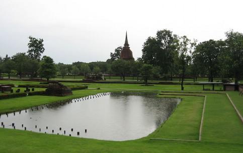 Sukhothai:  泰国:      Sukhothai Historical Park