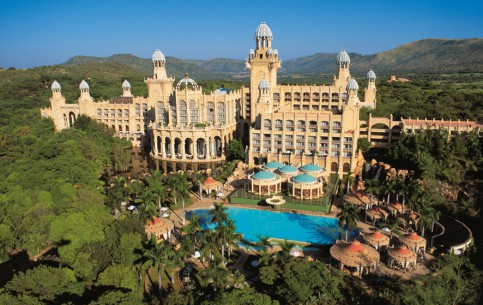 Johannesburg:  South Africa:      Sun City