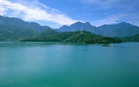 Тайвань:  Китай:      Озеро Солнца и Луны