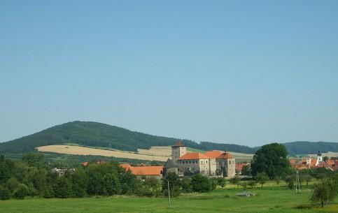 Klatovy:  Czech Republic:      Svihov Castle