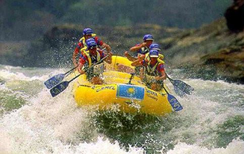 斯威士兰:      Swaziland Rafting