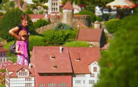 Лугано:  Швейцария:      Свисс Миниатур