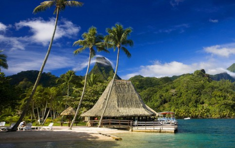Tahiti Archipelago and especially the Society Islands is one of the most desired holiday destinations for new-married couples, divers and SPA lovers.