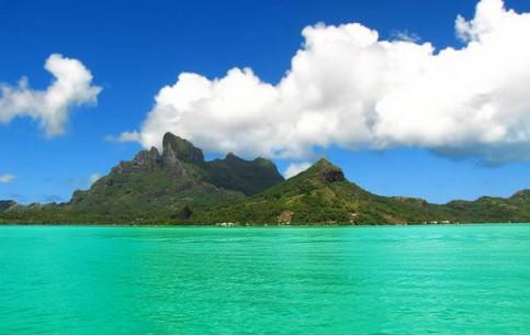 Французская Полинезия:      Таити, остров