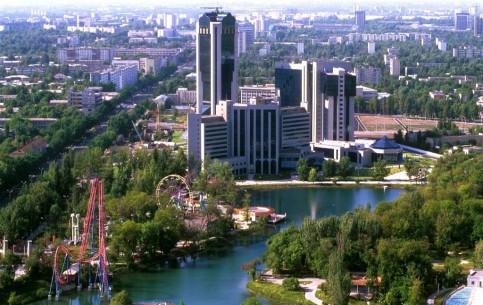 乌兹别克斯坦:      Tashkent