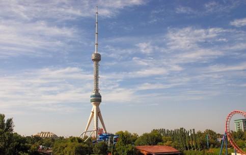 Tashkent:  乌兹别克斯坦:      Tashkent Tower