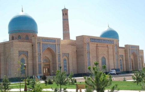 Tashkent:  ウズベキスタン:      Tashkent tour