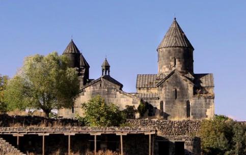 Армения:      Монастырь Тегер