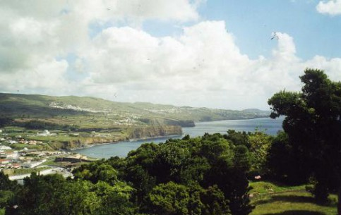 Азорские острова:  Португалия:      Остров Терсейра