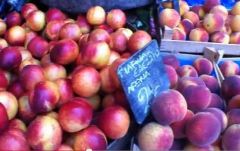 テッサロニキ:  ギリシャ:      Thessaloniki Marketplace