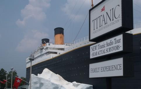 Branson:  Missouri:  United States:      Titanic Museum