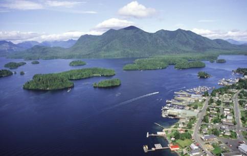 British Columbia:  カナダ:      Tofino