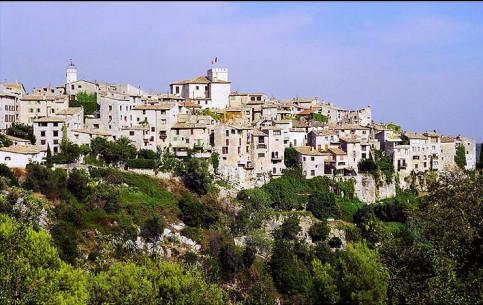 Provence-Alpes-Côte d\'Azur:  フランス:      Tourrettes sur Loup