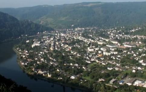 Rhineland-Palatinate:  ドイツ:      Traben-Trarbach