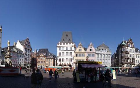 莱茵兰-普法尔茨:  德国:      特里尔