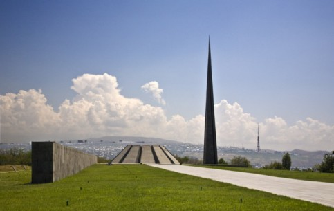 Ереван:  Армения:      Цицернакаберд