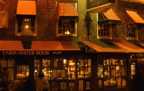ボストン:  Massachusetts:  アメリカ合衆国:      Union Oyster House