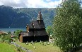 Urnes Stave Church 写真