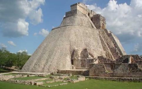墨西哥:      乌斯马尔