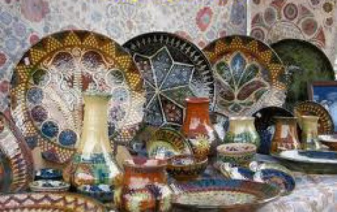 Images Uzbek Art and Handcrafts ethnographic