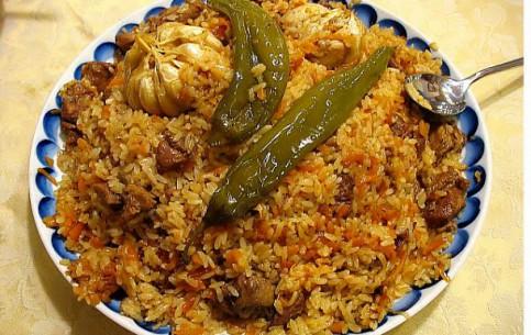ウズベキスタン:      Uzbek Cuisine
