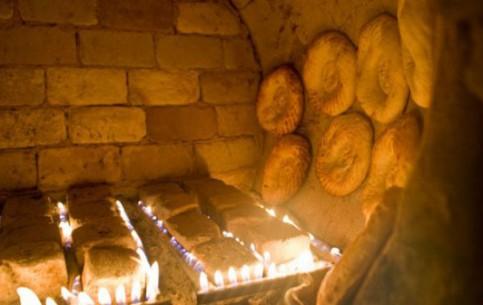 Uzbekistan:      Uzbek bread