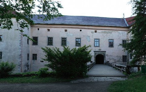 Uzhhorod:  Ukraine:      Uzhhorod Castle