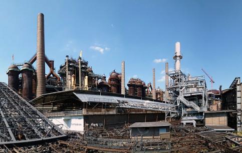 Saarland:  ドイツ:      フェルクリンゲン製鉄所
