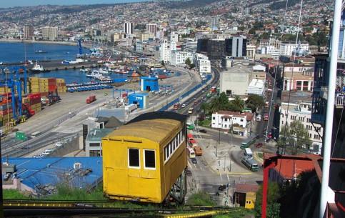 Чили:      Вальпараисо