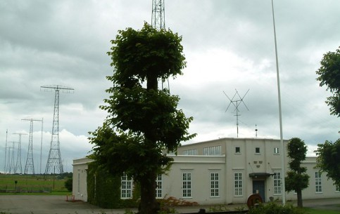 Швеция:      Радиостанция Гриметон