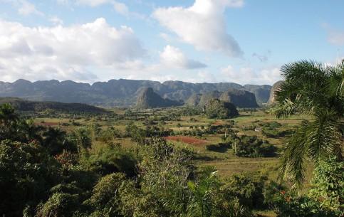 Trinidad:  Cuba:      Viñales Valley